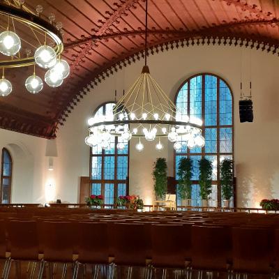 Anselm Bilgri – 15.01. Der Wohlstand Münchens: Brot und Salz – TheaGe Theatergemeinde München