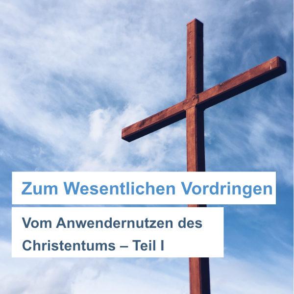 Zum Wesentlichen vordringen – Kolumne – Kolumne von Anselm Bilgri