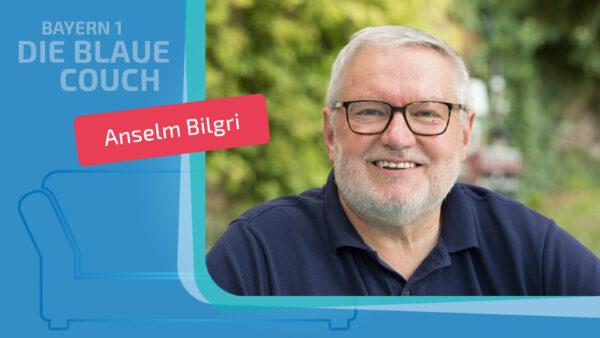 """Anselm Bilgri auf der """"Blauen Coach"""" im Interview"""